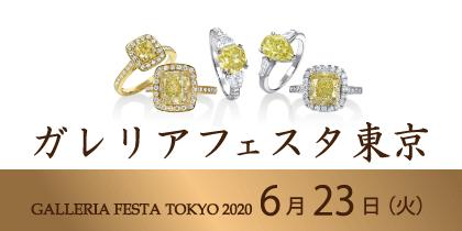 「ガレリアフェスタ東京2020」